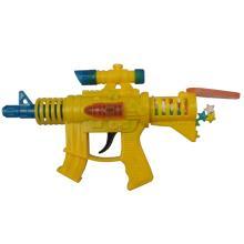 Hot sale toys with candy Inertia flint gun
