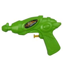 China plastic toy real color plastic  water  gun with candy