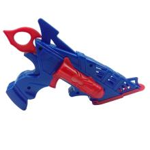 Plastic  toy  with candy soft bullet  gun   toy