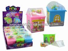 MAGIC  HOUSE  CANDY TOY (12PCS/ BOX )