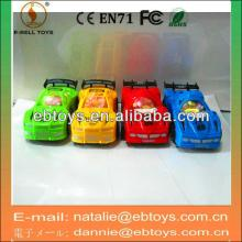 Pull back racing car candy toys