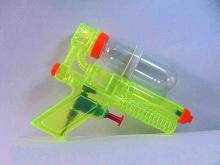 Transparent water gun toys candy