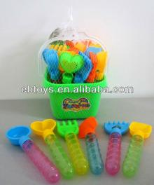 Beach bubble stick toy sweet