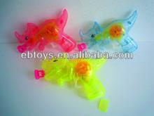 Transparent animal bubble gun toys candy