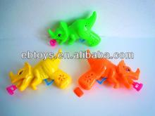 Solid color animal bubble gun toys sweet