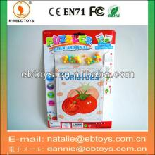 Vegetables series puzzles toys sweet candy