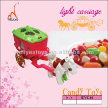 Popular horse toy candy for promotive  gift