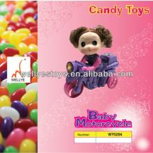 doll car Toy Candy toys for children, Candy Dispenser