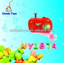 Camera Water Gun Toys Candy For Confectionary,Camera water gun toys for kids