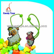 Hot items sheep  rubber  band  toy  candy,promtion  toy , toy s