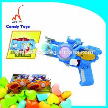 Cheap price gun toy candy for china toy candy manufacturer