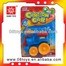 Plastic pull back car candy toy candy