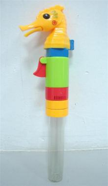 hot sell candy  plastic  tube toy
