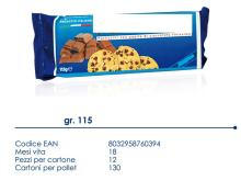 CHOCOLATE COOKIS - 100% MADE IN ITALY - BEST QUALITY
