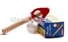 wooden  blow toy cheap promotional small gifts candy toy  wooden   toys  for kids ball blow