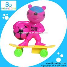 2014 new toy candy plstic toy to hold candy as promotion gift