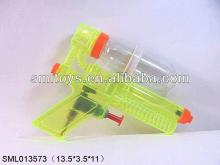 Transparent water gun candy toy summer candy toy