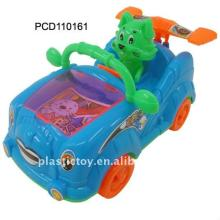 Cartoon candy plastic toy with sweet PCD110161