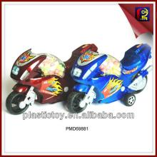 Pull Back Motorbike (Packet Candy) Promational candy sweets toy surprise candy toy PMD69881