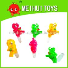 promotional plastic elephant shape toy for  children   candy  toy