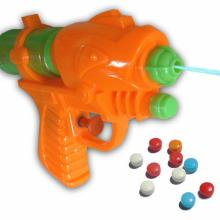 WATER GUN WITH CANDY