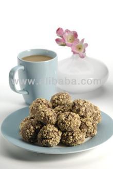 Cocoa rise peanut cookies
