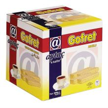 Wafer with banana 1400 gr.