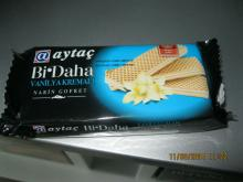 aytac wafer with banana 65 gr.x24x4