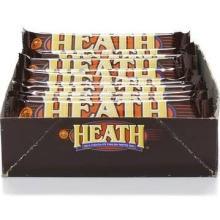 Heath English Toffee Bars, Milk Chocolate - 24 pack, 1.4 oz bars