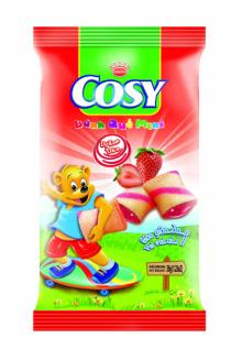 Cosy Mini Wafer Strawberry Flavor