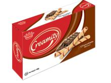Creamity Chocolate Wafer Roll