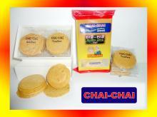 Chai-Chai Peanut Butter Biscuit