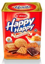 HAPPY HAPPY Assorted Biscuit