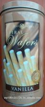 Premium Vanilla Creamy Wafer Stick