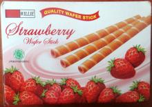 Willie Strawberry Wafer Stick