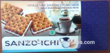 Vanilla Milk Sandwich Crackers