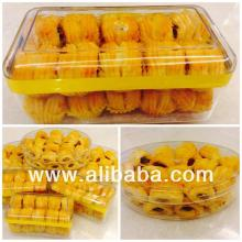 MELTING PINEAPPLE TART