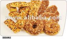 Susamli Cookies