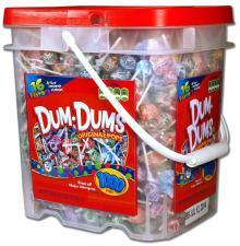 Spangler Dum Dums Lollipops
