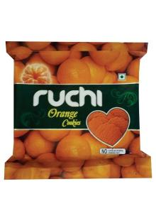 RUCHI ORANGE COOKIES