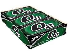 65265 - O2 Sugar Free Chewing Gum - Peppermint