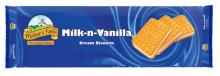 Milk-n-Vanilla Cream Biscuits