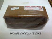 Sponge Chocolate Cake