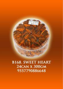 B168 - Sweet Heart