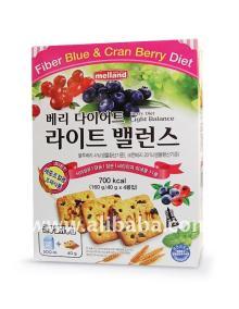 Light balance(Brown rice, Berry)