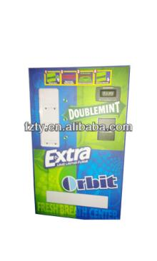 Big Capacity Chewing Gum Vending in Public Place