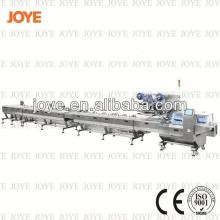 Computer Controlled Horizontal Flow Candy Wrapping Machine For Chocolate Bar JY-660/DXD-660 With Com