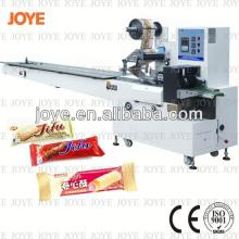 Multi-functional Egg Roll Biscuit Machine Flow Packaging Machine JY-300/DXD-300 For Biscuit Packing