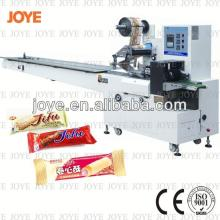 Multi-functional Egg Roll Biscuit Machine Flow Packaging Machine JY-300/DXD-300 With High Speed