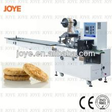 Automatic Puff Pastry Packing Machine/Horizontal Pillow Egg Roll Biscuit Wrapping Machine JY-300/DXD
